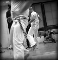 Capoeira session 2 by Nosfist