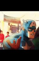 captain america 2016 by m7781