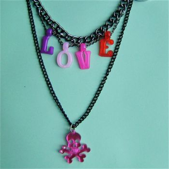 You've got the love necklace by Quirkz