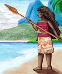 Moana by Cpr-Covet