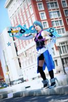 Birth By Sleep Aqua by BOiKEM