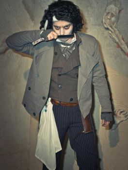 Sweeney Todd i see you by CaptJackSparrow123