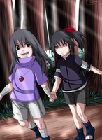 GIFT: We Are Cousins by itasasu2002