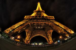 One Night in Paris by Aerostylaz