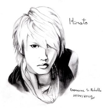 Hiroto Draw by hamsterchan155