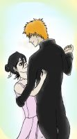 AT for Asagi-K-Kurosaki-IchiRuki Week:Dance(Waltz) by PeachBerryDivision