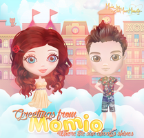 Momio City ~ Where The Sun Always Shines by xMarr