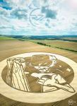Greatest Crop Circle Ever! by R71