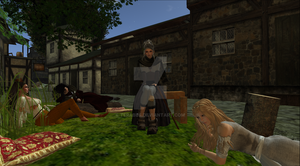 Monday Bardic at the Isle of Dee 7/9 by TERABBS