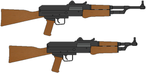 AoA Viper Assault Rifle by DaltTT