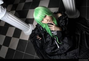 C.C. [Code Geass] by jiocosplay