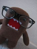 NERD DOMO by juicybear