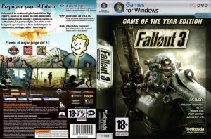 Fallout 3 - Cover (0) by sparkenstein