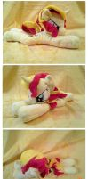 Sunset Shimmer Beanie Plush by PrinceOfRage