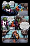 Squadron Supreme: Welcome Back - Page 1 by joeyjarin