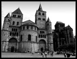 Cathedral by Digger36