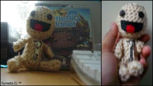 ::Sack Boy:: little big planet by Petra0