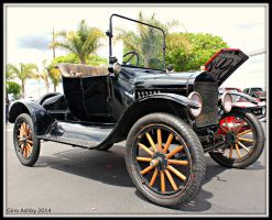1922 Ford T by StallionDesigns