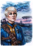 Fallout 4 - Sophia by Irrisor-Immortalis