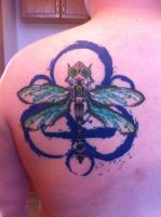 Coheed and Cambria Tattoo by patheticpeacepirate