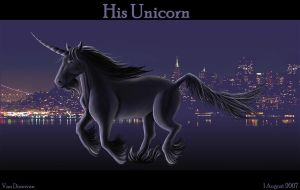 His Unicorn by vandonovan