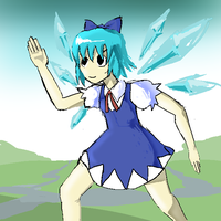 CIRNO is not retarded by Koma404