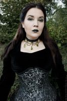 Gothic Princess by MADmoiselleMeli