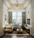 Master Bedroom sitting area by M-Salman