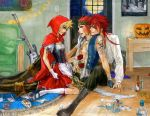 ARR: Roxas is Question Master by Atomic-Clover