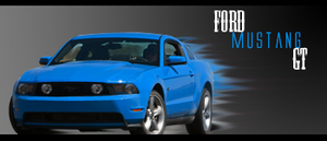 Ford Mustang Sig by Quarion-Design