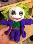 Joker Amigurumi by PurpleTakara