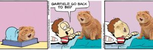 Garfield mindfuck II by BeaverDesign