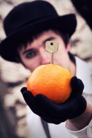 A Clockwork Orange by johnberd