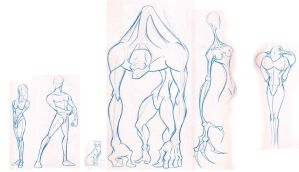 Character Design class - Assign 3 by SycrosD4