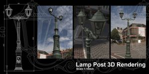 Lamp Post by jestonischumacher