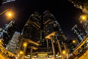 Downtown Hong Kong by TimGrey
