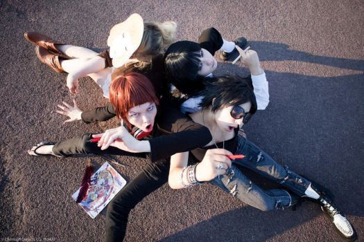 BAKUMAN: Groovy Is What We Are by GianMarqu