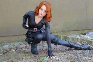 Black Widow ~ Avengers Cosplay by DeboraTeach