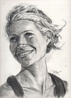 Gwyneth Paltrow by jmlopezbr