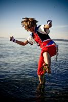 Kingdom Hearts: Seaweed by Ai-rika