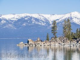 East Shore Lake Tahoe 140225-44 by MartinGollery