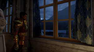 Dragon Age Inquisition | Cassandra 3 by Lootra