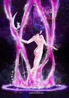 Sailor Saturn - Silence and Destruction by Arnaliss