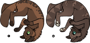 cat adopts [open] by astraIcat