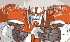 TFP: Cybertron Lost by Succubii