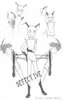 [Defective] Cover Art by Niao-GIW