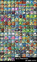 PMD Unova Pokemon v.3.0 B2W2 by Pokemon-Diamond