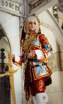 TRINITY BLOOD : Ion V by rovenLST