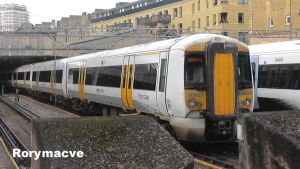 Southeastern 375827 at Victoria Carriage Sidings by The-Transport-Guild