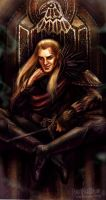 Zevran - leader of the Crows version by YoungGirlBlues